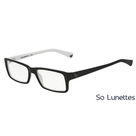 0b9979a228 Lunettes de vue Emporio Armani Homme Essential Leasure 0EA3003 5322 ...