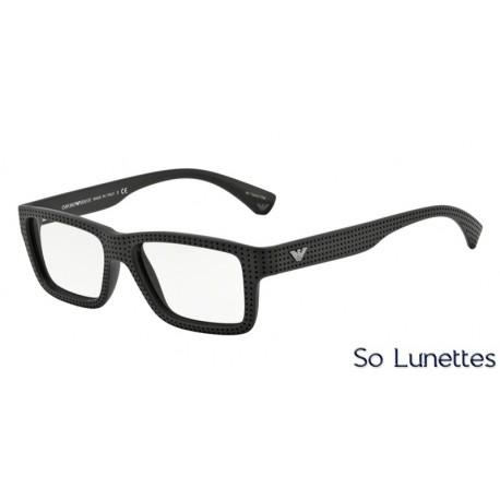 Lunettes de vue Emporio Armani Homme Trend 0EA3019 noir