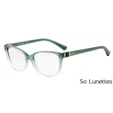 Lunettes de vue Femme Trend OEA3077 vert dégradé