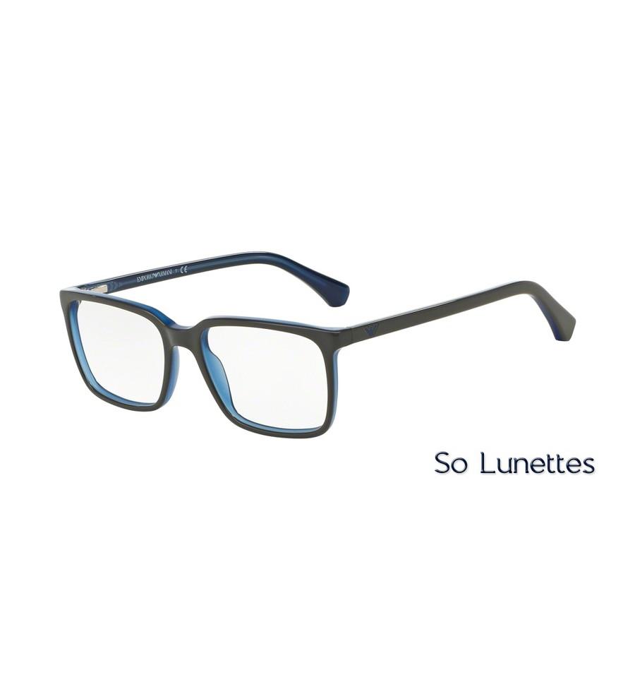 ec4193e71c6c3 Lunettes de Homme Modern (AR) OEA3074 5467 gris bleu opale